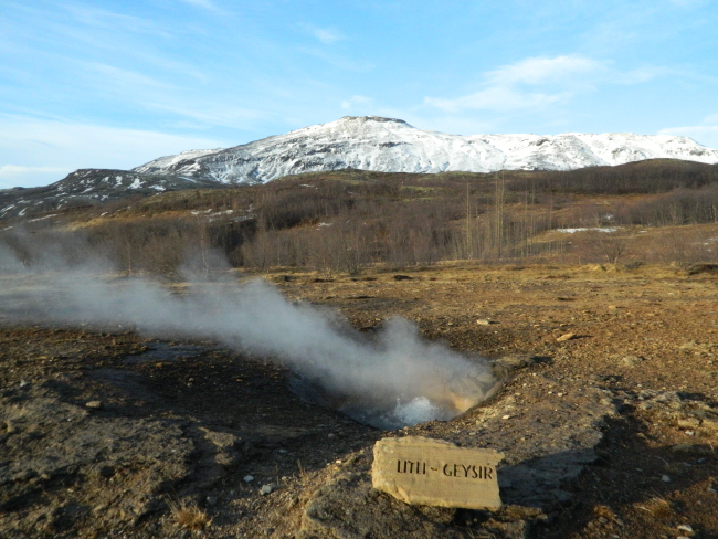 Little Geysir