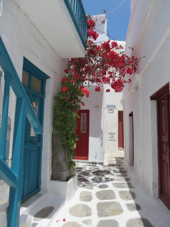 Alleys!
