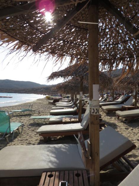 Elia beach!