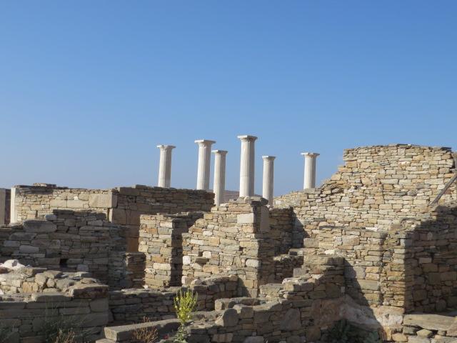 Delos: world cultural heritage!