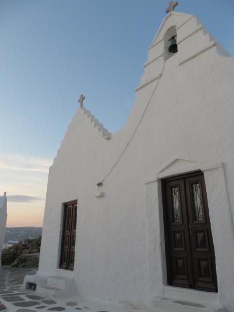 Paraportiani church