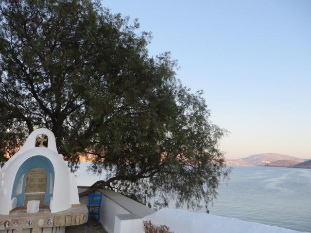 Agios Sostis little church
