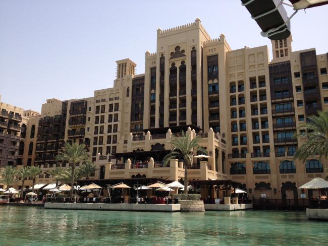 Ξενοδοχείο στο Madinat Jumeirah