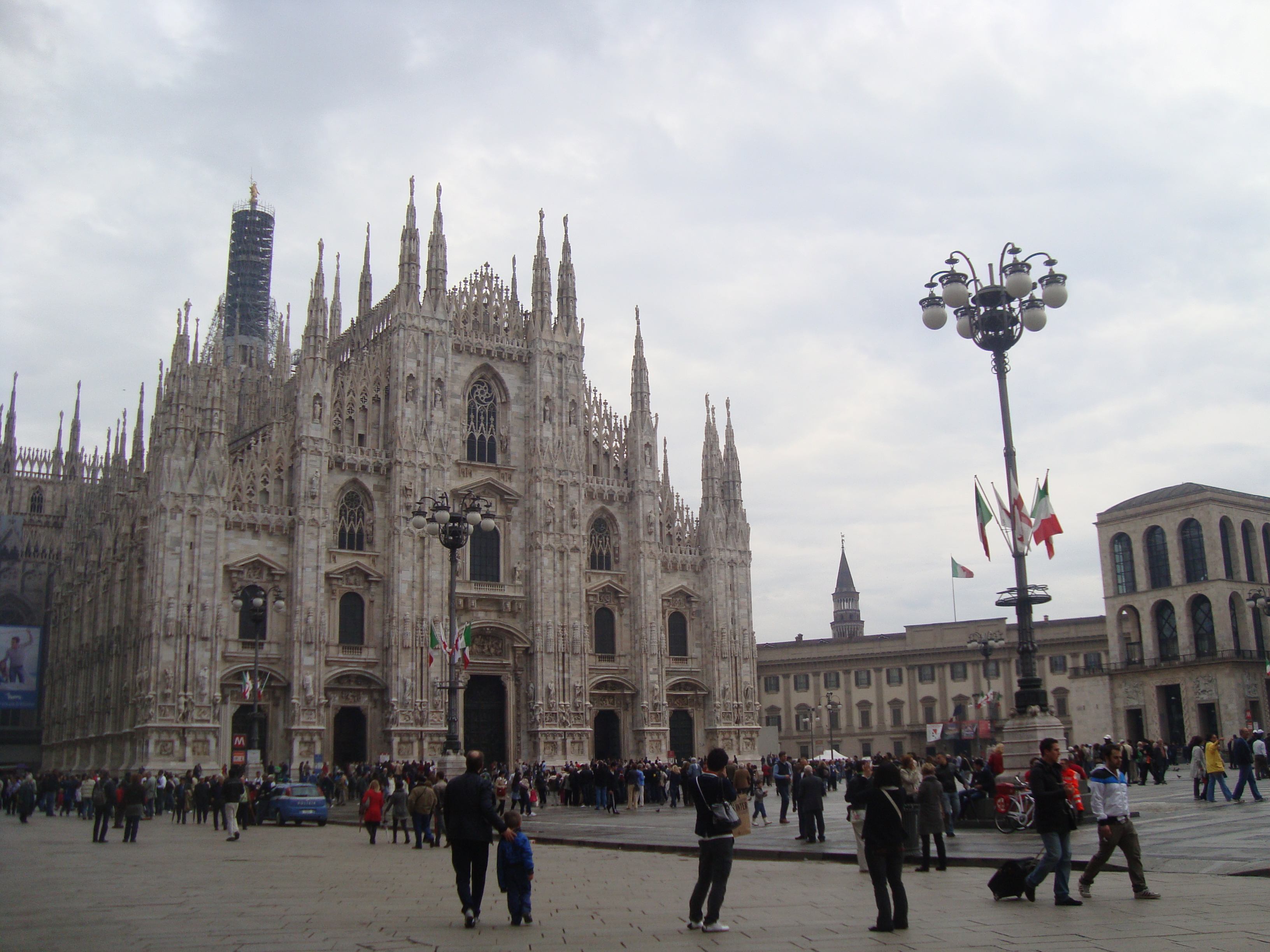 Duomo, Μιλάνο