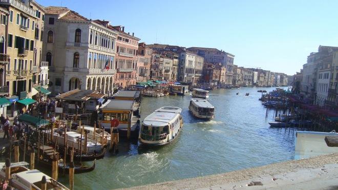 Ο έρωτάς μου! Η Βενετία!
