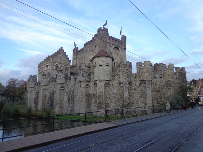 Castle of the Counts, Ghent