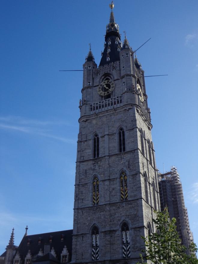 Ghent, Belfry