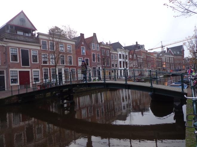 Το πανέμορφο Leiden!
