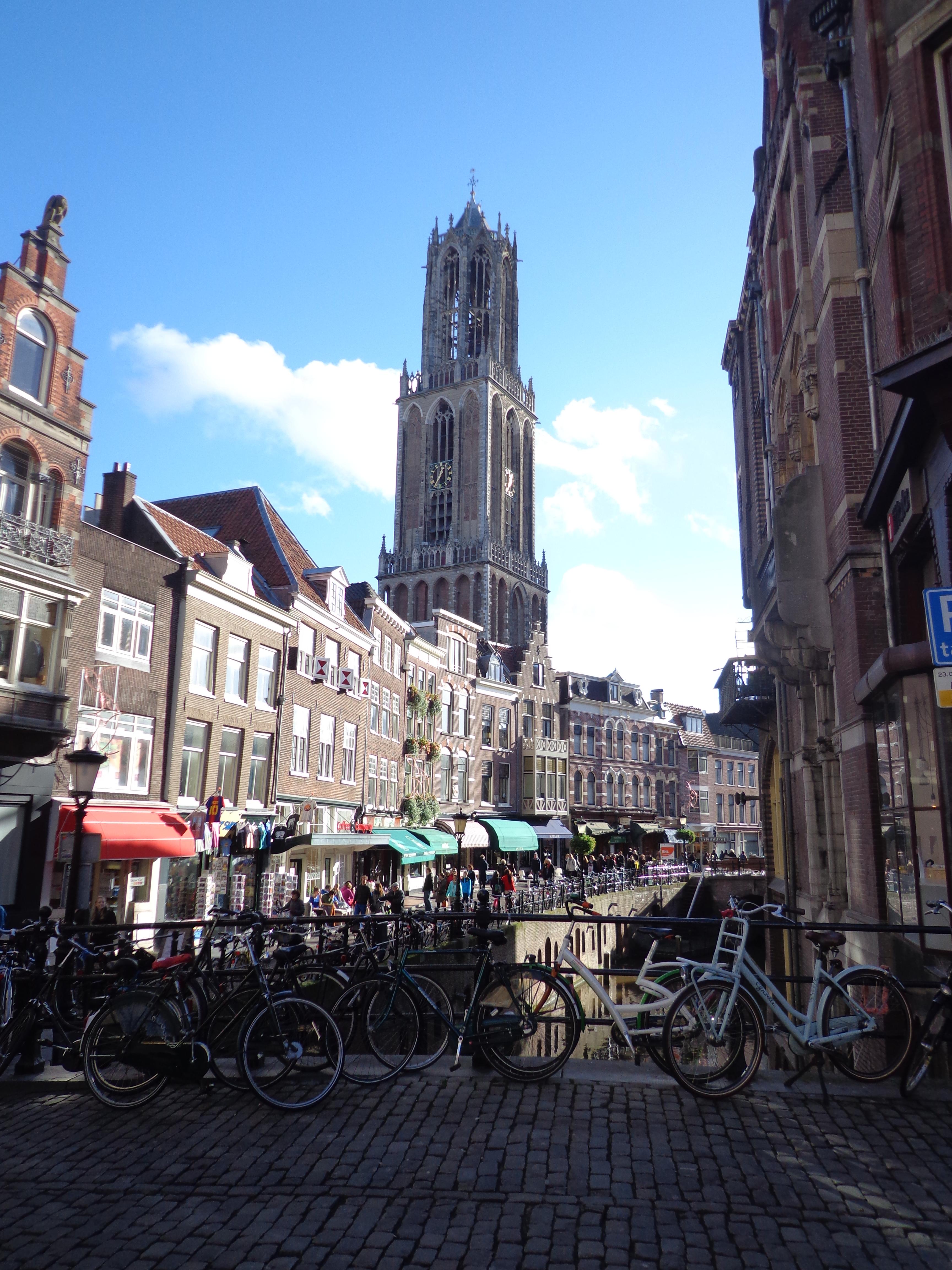 Στην ηλιολουστη Ουτρεχτη και στο κινηματογραφικο Λαιντεν! Utrecht & Leiden Road Trip part III