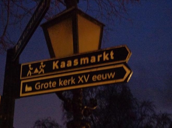 Kaasmarkt, Αγορά Τυριού!