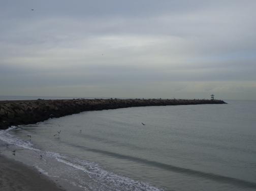 Η παραλία Scheveningen, επιβλητική ε;!