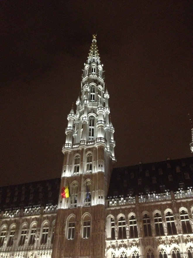 Grand Place!