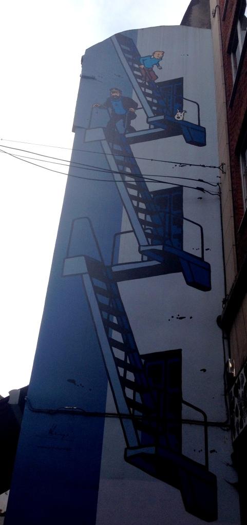 Τεν-Τεν γκράφιτι!