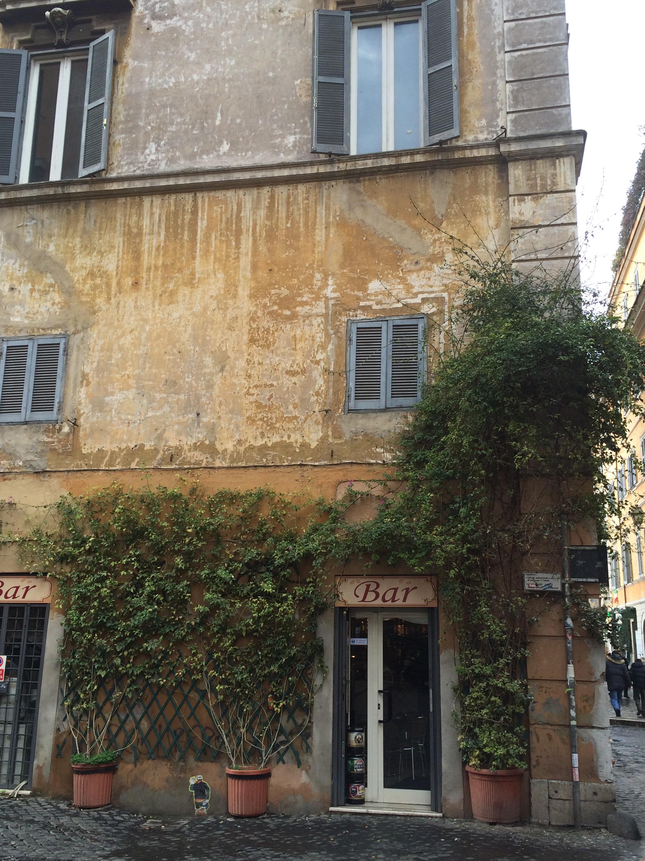 Η υπέροχη και μποέμ συνοικία Trastevere!