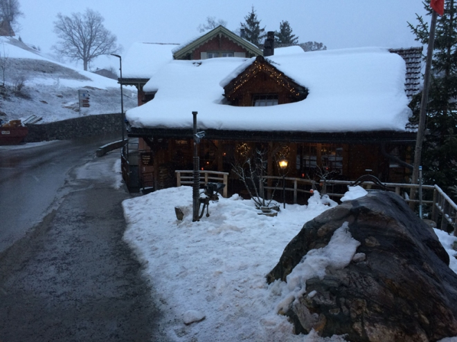 Σαλέ, Grindelwald