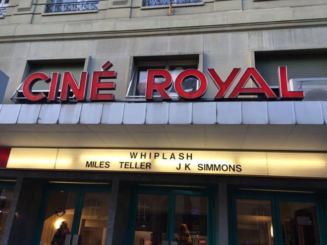 Σινεμά στη Βέρνη!