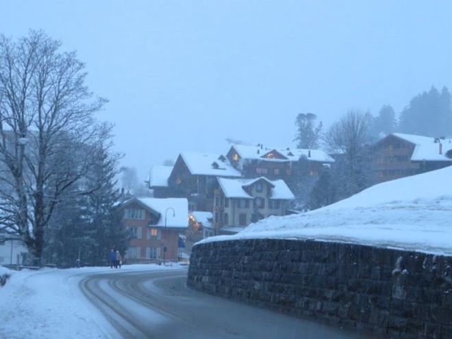 Grindelwald, ένα παραμύθι!